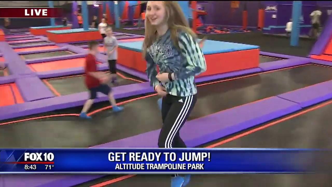 Download Cory's Corner: Altitude Trampoline Park