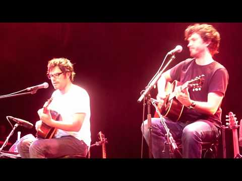 Flight of the Conchords - Hiphopopotamus vs. Rhymenoceros (live at Melkweg, Amsterdam)