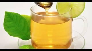 Эффективное  средство от простуды  вода с лимоном и  медом