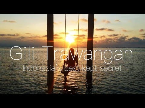 Gili Trawangan island | Indonesia's best kept secret.