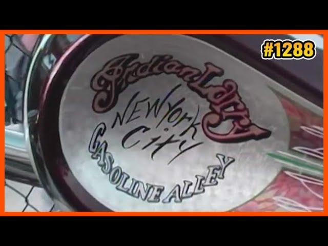 Born To Ride TV - BTR Vault Indian Larry at Biketoberfest
