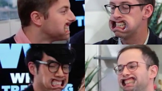 Watch Ya' Mouth Challenge with The Try Guys and Shira Lazar!