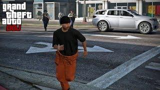 GTA 5 Roleplay - DOJ 299 - Escape to Los Santos (Criminal)