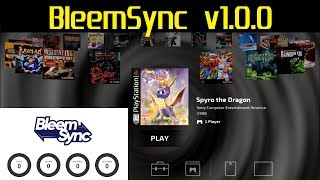 How to install BleemSync HACK 1.0.0 on the PlayStation Classic