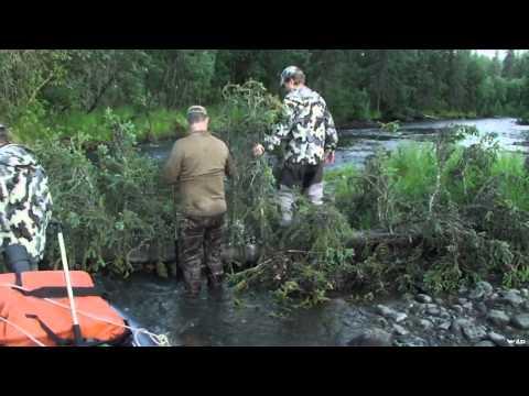 Easton Bowhunting TV - Alaska Brown Bear Part 1