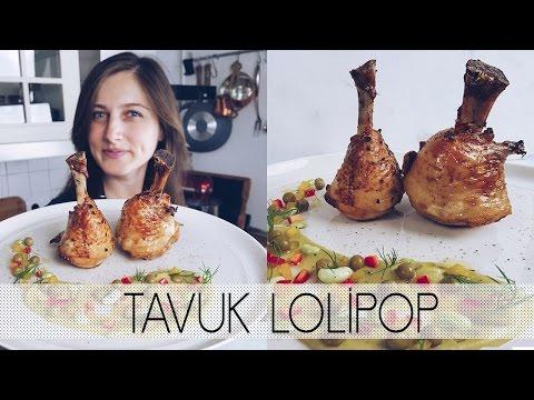 TAVUK LOLİPOP nasıl yapılır? | Merlin Mutfakta Yemek Tarifleri