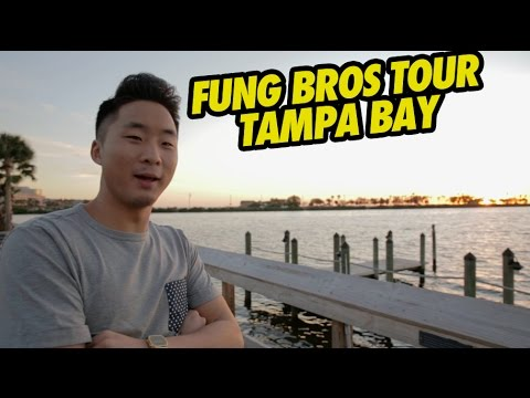 FUNG BROS ON TOUR: Florida (Tampa Bay)