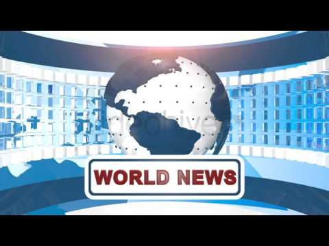 World News Broadcast Pack  - After Effects templates from Videohive