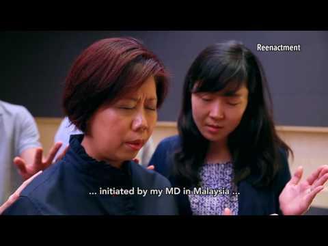 Wan Leng's Testimony (God @ Work Series) English Subs