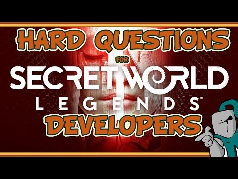 HARD QUESTIONS for Secret World Legends Developers | Massively OP Exclusive