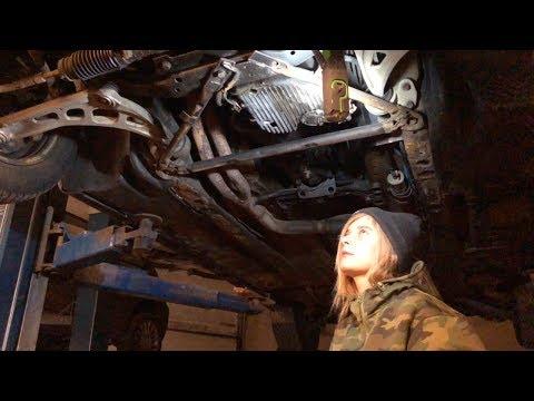 "Картер E46 + ""холодная сварка"""