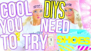 Easy Diy Projects Ideas + Organization Hacks You Need To Try!