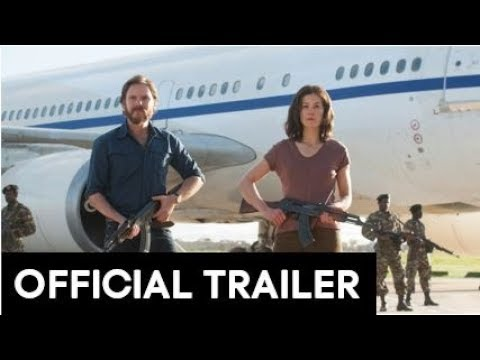 Entebbe  Film   Rosamund Pike, Daniel Brühl HD