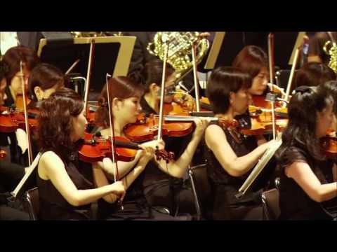 Princess Mononoke Soundtrack OST - Legend of Ashitaka [Live Orchestra]