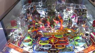 Guardians Of The Galaxy Pinball Gameplay Footage (HD 720P) PRO Edition