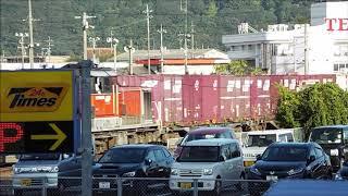 20180928 DD51益田駅迂回貨物最後の日