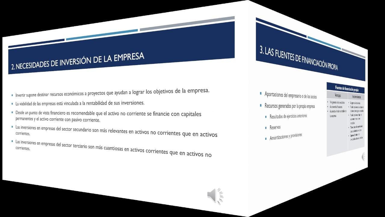 Análisis De La Estructura Económica Y Financiera De La Empresa
