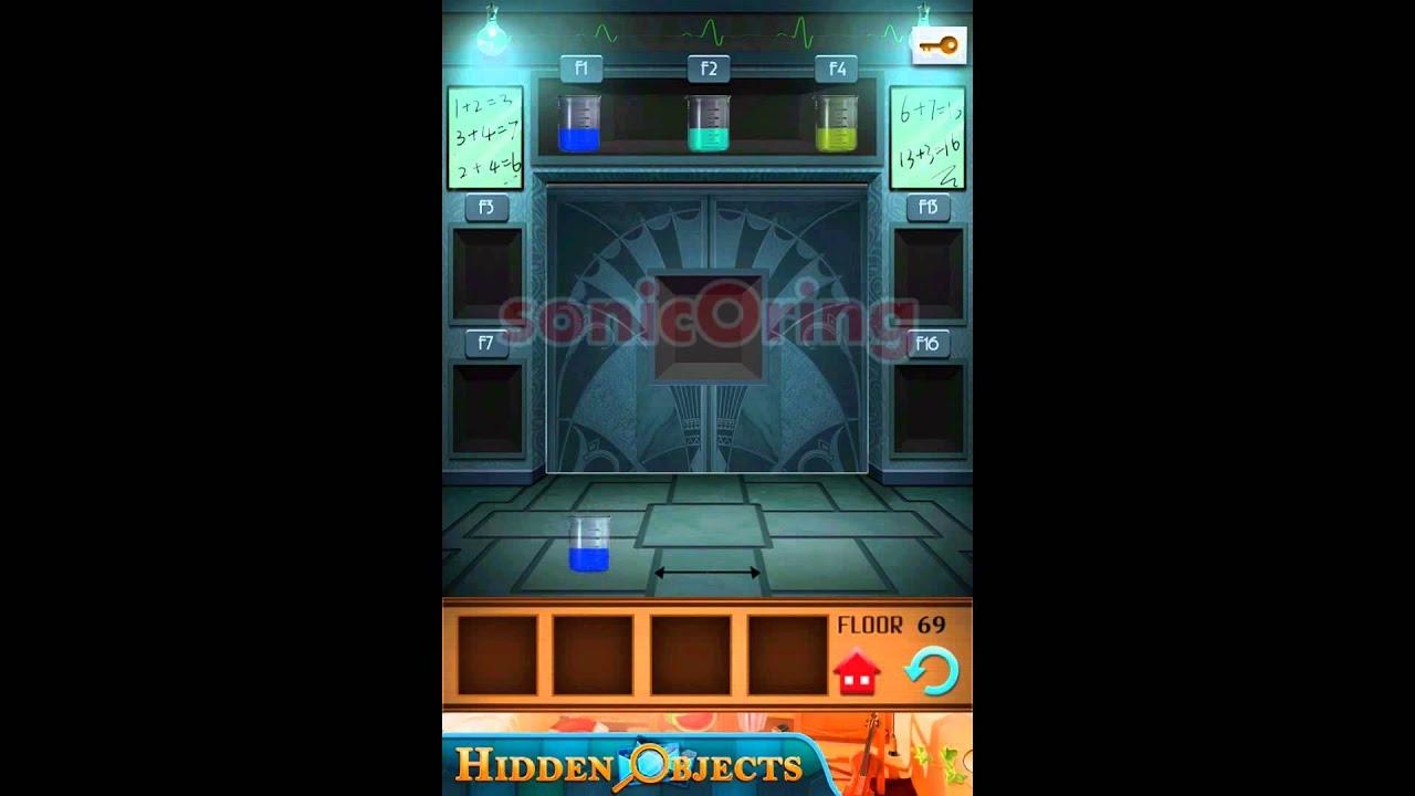 100 Floors Annex Level 66 67 68 69 70 Cheats Youtube