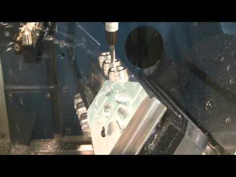 VISI Machining & ROMI DCM 620 - 5x