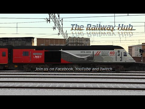(TS2019 - x64-bit) A look around CLASS 365 NETWORKER  GREAT NORTHERN |