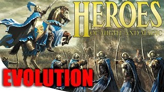 Heroes Of Might and Magic EVOLUTION