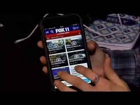 The FOX 11 News App