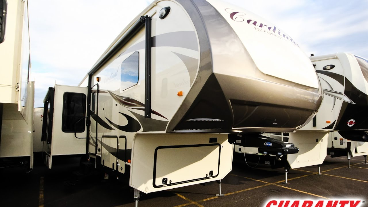 2017 Forest River Cardinal 3250 Rl Fifth Wheel Video Tour Guaranty Com Youtube