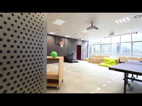 HILTI OFFICES MADRID      by ZANGANO MEDIA