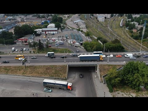 Житомир.info | Новости Житомира: У Житомирі заборонять рух вантажівок через Київський міст - Житомир.info