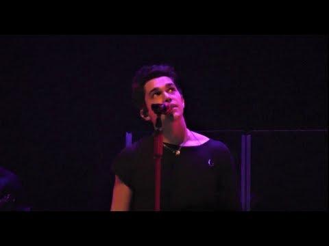 Austin Mahone - All I Ever Need (Live)