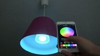 AwoX SmartLIGHT Color Testbericht