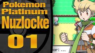 Pokemon Platinum Blind Nuzlocke Episode 1: One Million Fine