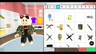 How to dress up as Kraoesp/Robloxian Highschool/ roblox