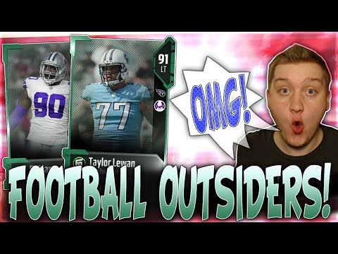OMG! INSANE PULL!! | FOOTBALL OUTSIDERS ARE HERE.. KINDA! | MUT 18 PACK OPENING