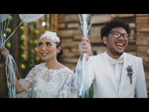 Manten Momen - Kunto Aji & Dewi's Wedding