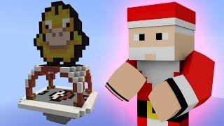 MATO A 4 EN 10 SEGUNDOS - Sky Wars Minecraft