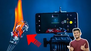 How To Take CREATIVE DSLR like Photos at NIGHT with any Mobile!