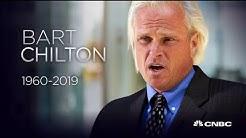 Former CFTC commissioner Bart Chilton dies at 58