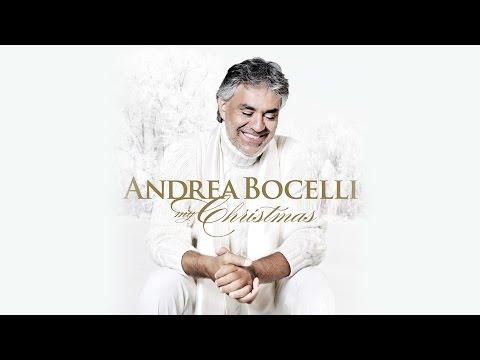 Andrea Bocelli  White Christmas Lyrics