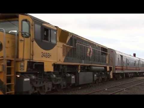 Wallangarra   Winelander   2014 - Queensland Rail