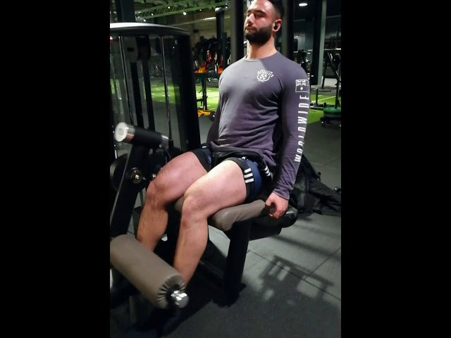 Fit Cuffs - Occlusion Training: Leg Extension