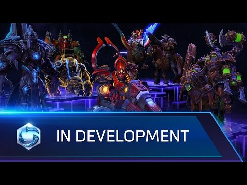 In Development - Lt. Morales, Artanis, skins, and mounts!