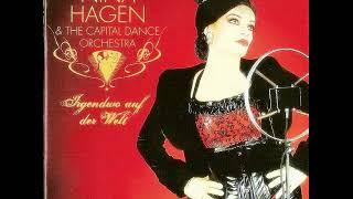 NINA HAGEN 2006 IRGENDWO AUF DER WELT 17 Für Mich Soll's Rote Rosen Regnen