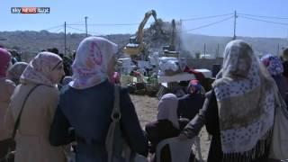 إسرائيل تعيد سياسة هدم المنازل