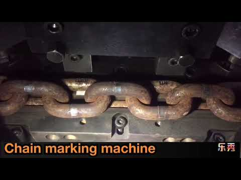 Automatic Chain Marking Machine / Manufacturer From China