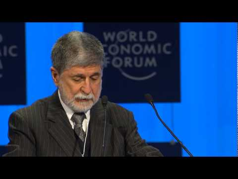 Davos Annual Meeting 2010 - Global Statesmanship Award 2010