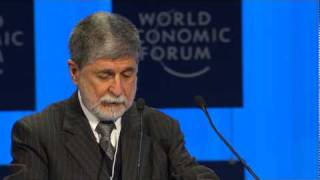 Davos Annual Meeting 2010 - Global Statesmanship Award 2010