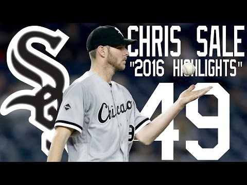 Chris Sale | Chicago White Sox | 2016 Highlights Mix ᴴᴰ