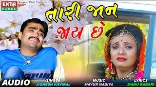 Tari Jaan Jaay Chhe || Jignesh Kaviraj || New Song || Full Audio || Ekta Sound