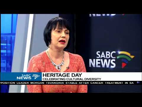 South Africa celebrates Heritage Day on Sunday 24 September